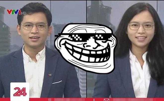 Việt Hoàng - BTV mặn nhất VTV sẵn sàng hoán đổi giới tính ngay trên sóng truyền hình: Ơ mặt mộc xinh quá!