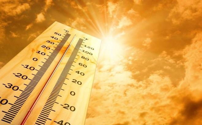 Tin nắng nóng diện rộng, Hà Nội có nơi trên 39 độ