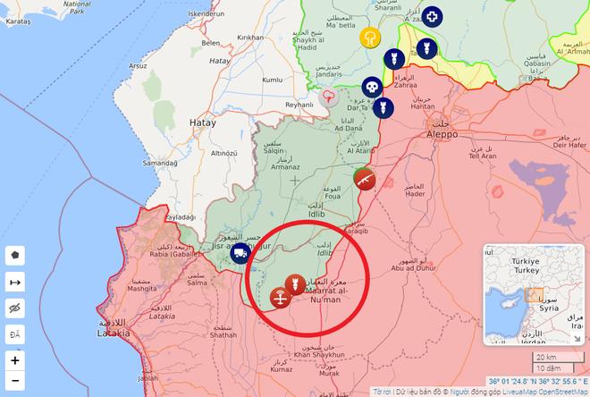 Biên giới nguy cấp, tướng lĩnh Ấn Độ họp khẩn - Quân đội Syria ùn ùn kéo đến Idlib, chiến sự căng thẳng - Ảnh 1.