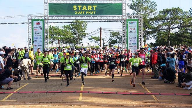 Vụ 1 VĐV dự giải siêu marathon Đà Lạt bị lũ cuốn tử vong: Tôi không gặp nạn có lẽ nhờ may mắn - Ảnh 1.