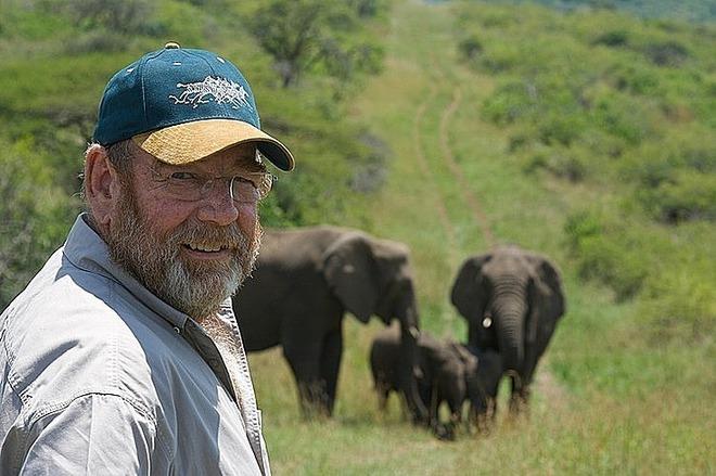 Vì sao đàn voi đi bộ 12 tiếng đến đưa tiễn một người qua đời, viếng mộ suốt 7 năm? - Ảnh 1.