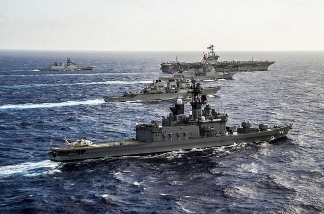 Đụng độ với Trung Quốc đẩy Ấn Độ xích lại với Mỹ và nhóm Bộ tứ - Ảnh 1.