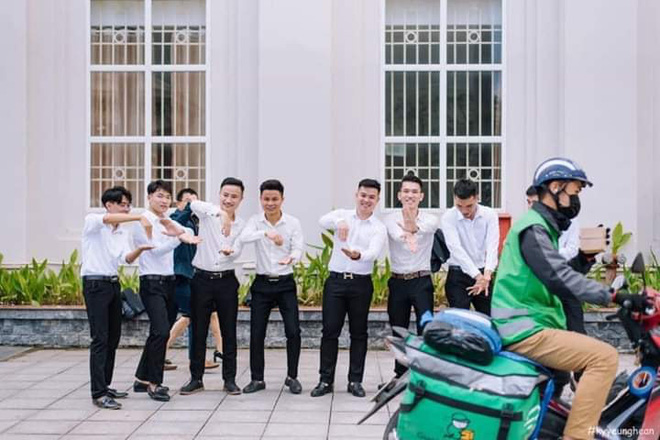 Học sinh chụp ảnh kỷ yếu mà cứ ngỡ đang đóng phim Tây Du Ký: Trải qua 81 kiếp nạn mà mãi chưa được bức ảnh nào ra hồn - Ảnh 2.