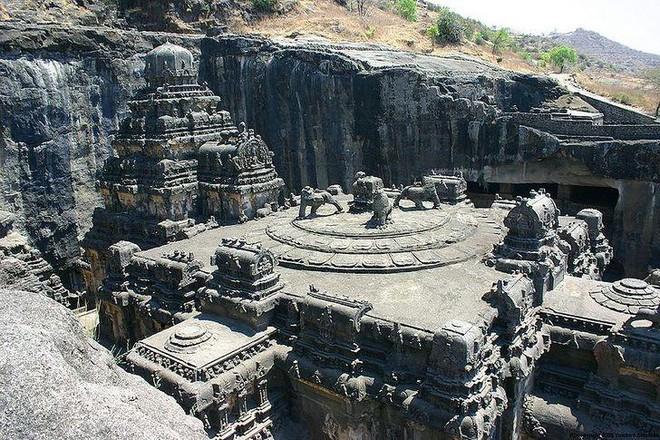 Bí ẩn mật mã trong ngôi đền được chạm khắc từ một tảng đá nguyên khối - Ảnh 7.