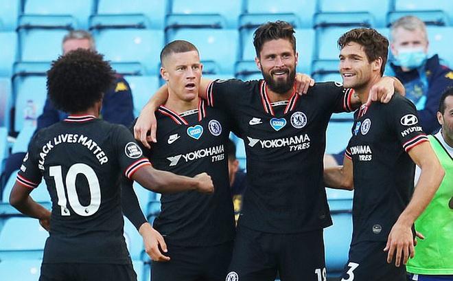 Man United bị Chelsea cho