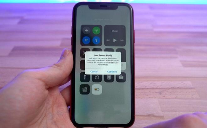 Chắc gì bạn biết được 07 mẹo đơn giản nhưng hiệu quả trong việc tiết kiệm pin cho iPhone này