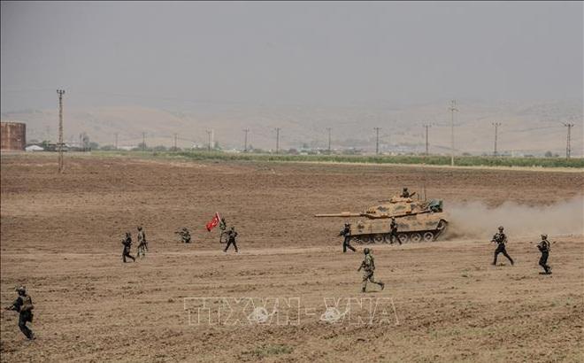 Thổ Nhĩ Kỳ tăng cường lực lượng tác chiến đặc biệt tại miền Bắc Iraq