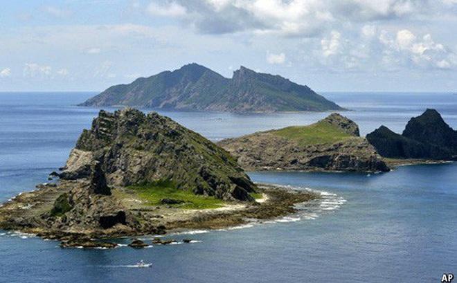 Nguy cơ căng thẳng Trung - Nhật sau vụ đổi tên ở Senkaku/Điếu Ngư