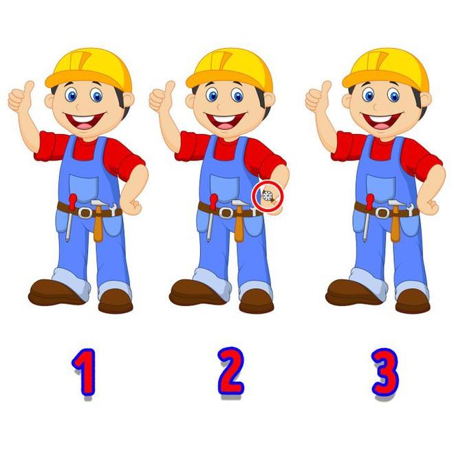 Thách thức thị giác: Bạn đủ tinh nhanh giải mã 8 bức tranh này không? - Ảnh 10.