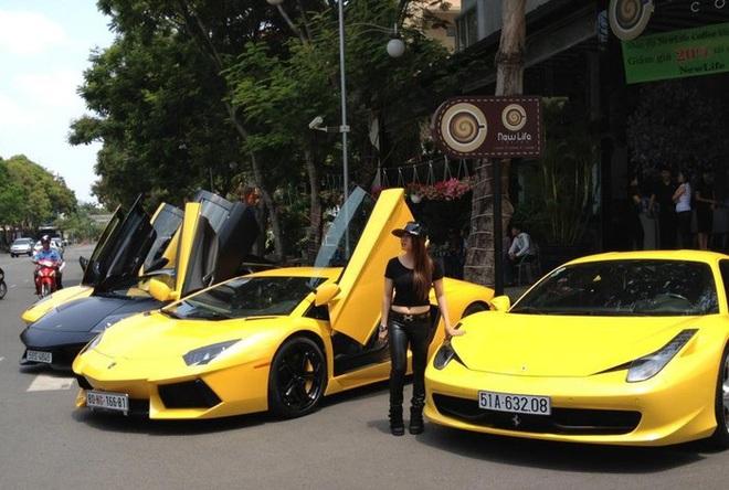 3 bóng hồng chơi siêu xe khét tiếng Việt Nam, kinh doanh cũng không phải dạng vừa - Ảnh 4.
