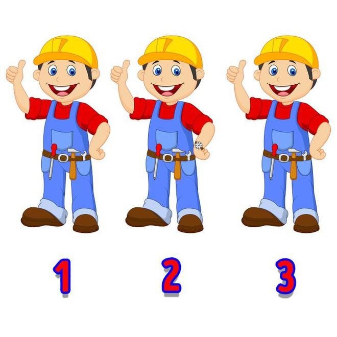 Thách thức thị giác: Bạn đủ tinh nhanh giải mã 8 bức tranh này không? - Ảnh 2.