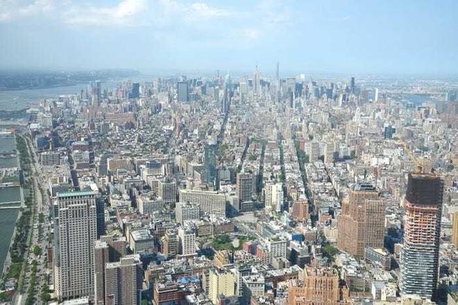 Sẽ thấy gì nếu đứng ở 8 tòa nhà cao nhất nước Mỹ? - Ảnh 2.