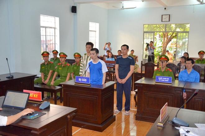 Tuyên án vụ vượt ngục chấn động ở Bình Thuận - Ảnh 1.