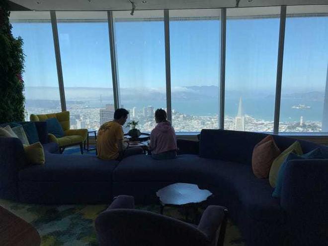 Sẽ thấy gì nếu đứng ở 8 tòa nhà cao nhất nước Mỹ? - Ảnh 14.