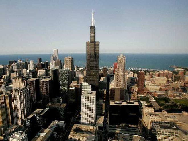 Sẽ thấy gì nếu đứng ở 8 tòa nhà cao nhất nước Mỹ? - Ảnh 3.