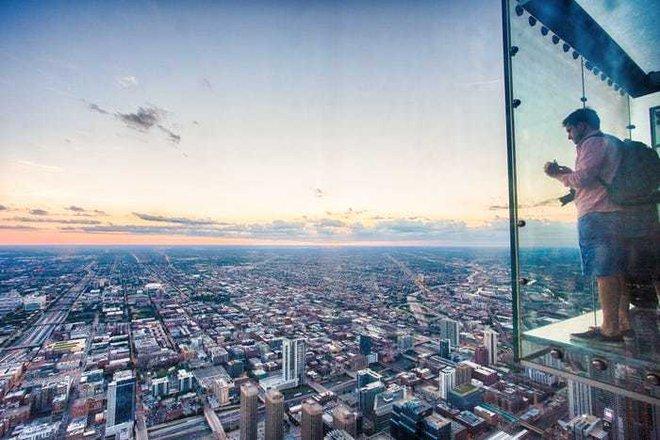 Sẽ thấy gì nếu đứng ở 8 tòa nhà cao nhất nước Mỹ? - Ảnh 4.