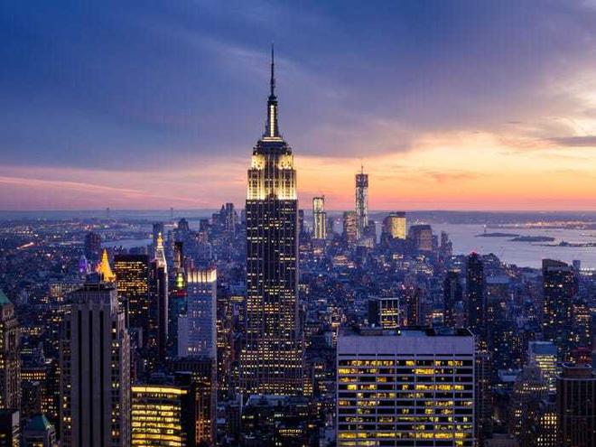 Sẽ thấy gì nếu đứng ở 8 tòa nhà cao nhất nước Mỹ? - Ảnh 9.