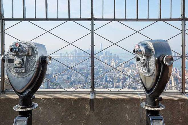 Sẽ thấy gì nếu đứng ở 8 tòa nhà cao nhất nước Mỹ? - Ảnh 10.