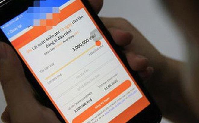 Vay 3,5 triệu đồng qua App, 6 tháng sau nợ trên 100 triệu đồng
