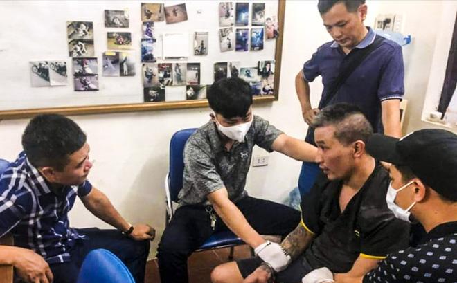 Quá khứ đầy tiền án của gã đàn ông bỏ trốn khỏi phòng xét xử TAND quận Hà Đông