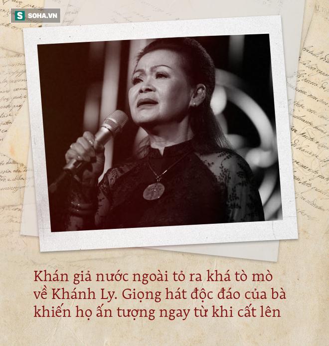 Giải mã bí ẩn giọng hát Khánh Ly và điều danh ca luôn muốn che giấu - Ảnh 7.