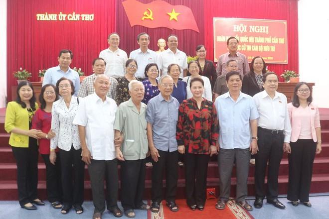 Chủ tịch Quốc hội Nguyễn Thị Kim Ngân nói về vụ án Hồ Duy Hải - Ảnh 1.