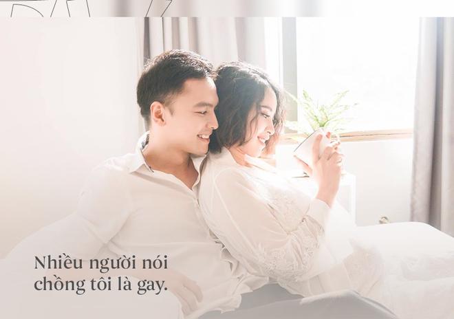 Tú Vi lên tiếng về hôn nhân với Văn Anh sau tin đồn ly hôn: Chuyện người thứ 3 có thể xảy ra, nếu chồng muốn chia tay thì tôi không biết sống sao - Ảnh 6.