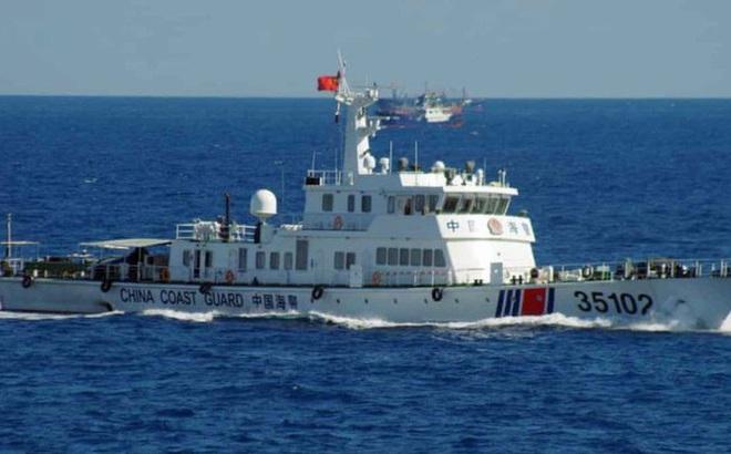 Biển Đông dậy sóng trong đại dịch Covid-19