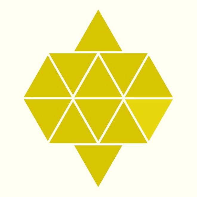 Người rất tinh mắt mới nhìn ra hình tam giác khác màu, bạn có nhìn thấy không? - Ảnh 4.
