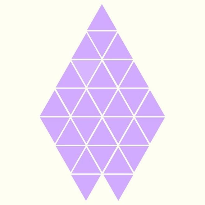 Người rất tinh mắt mới nhìn ra hình tam giác khác màu, bạn có nhìn thấy không? - Ảnh 13.