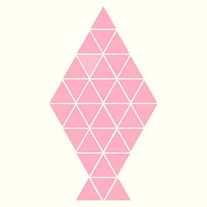 Người rất tinh mắt mới nhìn ra hình tam giác khác màu, bạn có nhìn thấy không? - Ảnh 15.