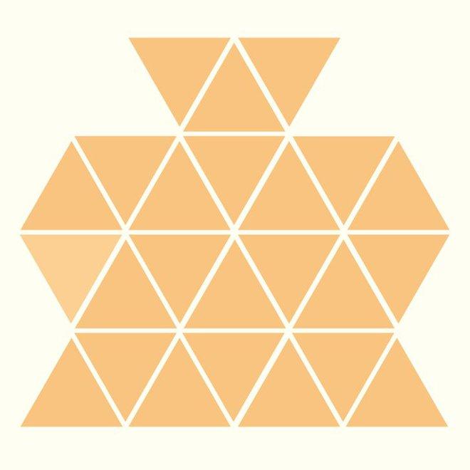 Người rất tinh mắt mới nhìn ra hình tam giác khác màu, bạn có nhìn thấy không? - Ảnh 10.