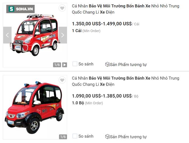 Cận cảnh chiếc ô tô giá rẻ, chỉ ngang ngửa một chiếc xe máy - Ảnh 1.