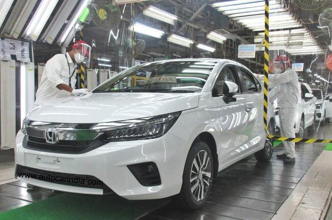 Đã có thể đặt hàng mua chiếc Honda City giá 300 triệu đồng - Ảnh 1.