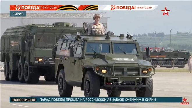 Nga công khai vũ khí cực mạnh tại Syria: Điều lo sợ của các địch thủ chính thức thành hình - Ảnh 2.