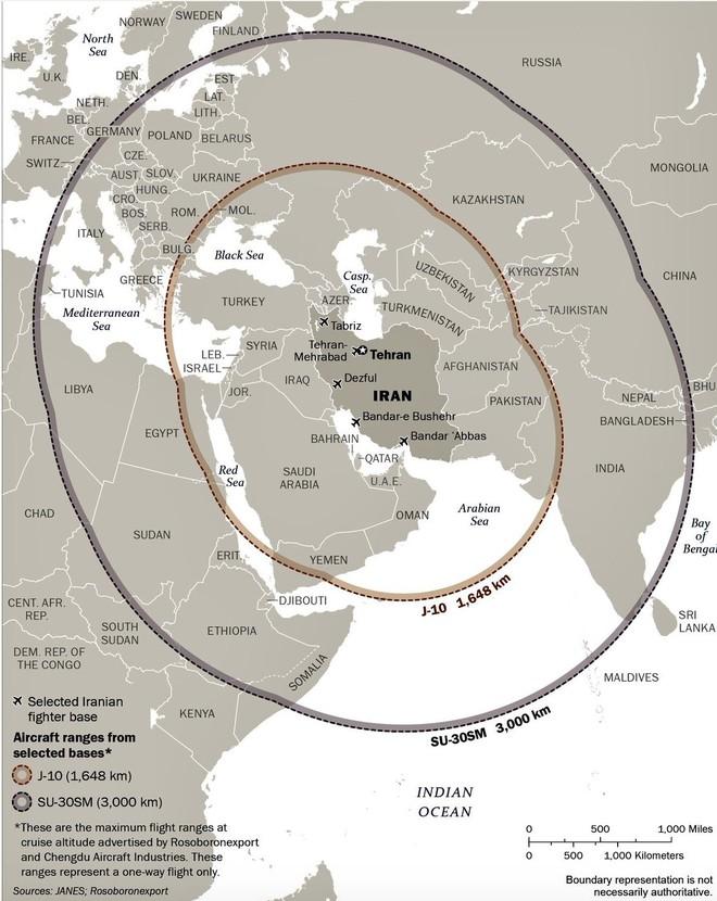 Mỹ đưa ra cảnh báo sắc lạnh, Iran đừng hòng có được Su-30: Bất ngờ phản ứng của Nga - Ảnh 1.