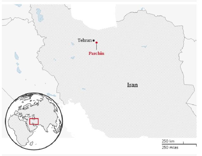 NÓNG: Nổ rất lớn ngay ngoài Thủ đô Tehran của Iran - Nghi vấn bị tấn công quân sự? - Ảnh 1.