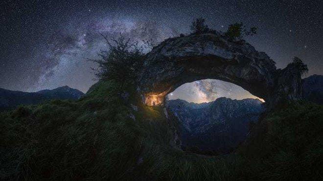 Lạc giữa Ngân Hà qua 15 bức ảnh trời đêm đẹp nghẹt thở - Ảnh 13.