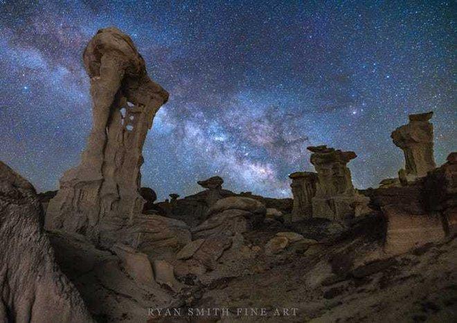 Lạc giữa Ngân Hà qua 15 bức ảnh trời đêm đẹp nghẹt thở - Ảnh 14.