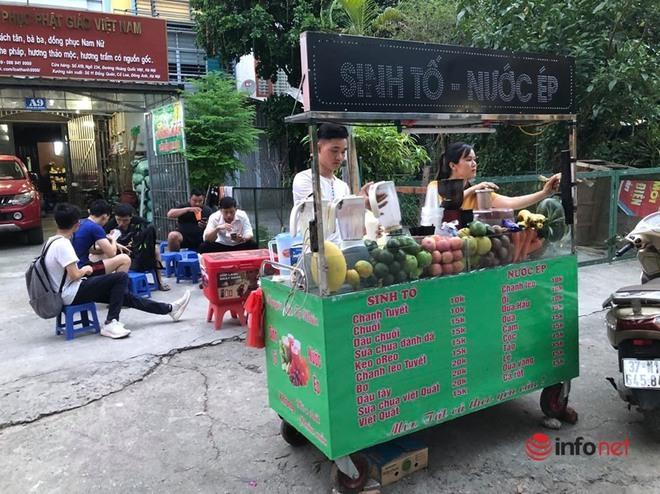Nắng nóng, nghìn quả dừa bán veo mỗi ngày, thịt lợn không bóng khách - Ảnh 3.