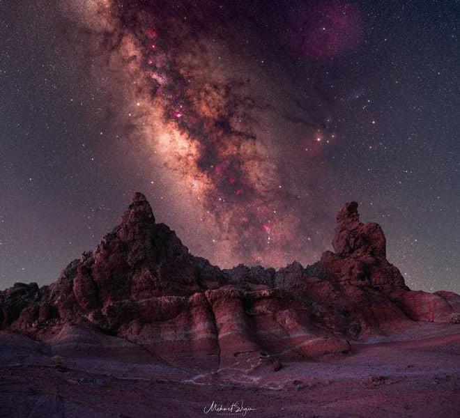 Lạc giữa Ngân Hà qua 15 bức ảnh trời đêm đẹp nghẹt thở - Ảnh 4.