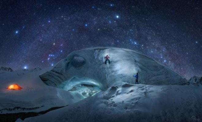 Lạc giữa Ngân Hà qua 15 bức ảnh trời đêm đẹp nghẹt thở - Ảnh 6.