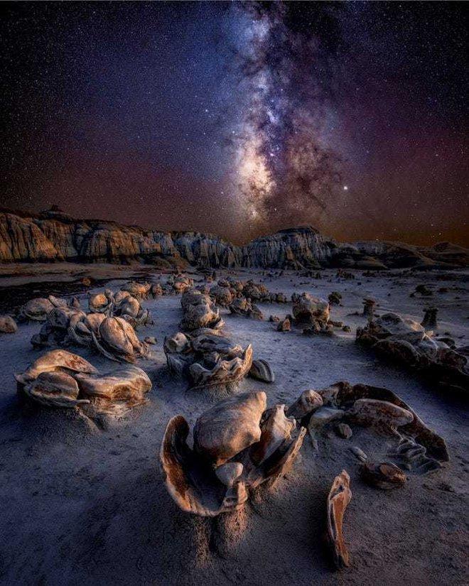 Lạc giữa Ngân Hà qua 15 bức ảnh trời đêm đẹp nghẹt thở - Ảnh 9.