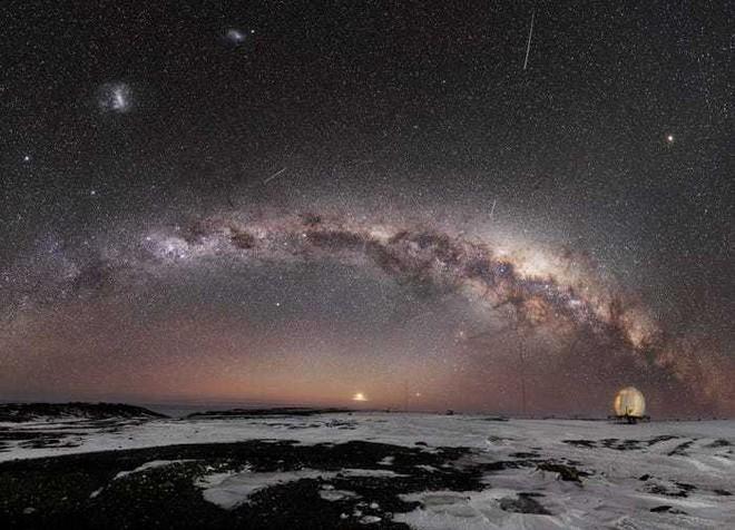 Lạc giữa Ngân Hà qua 15 bức ảnh trời đêm đẹp nghẹt thở - Ảnh 10.