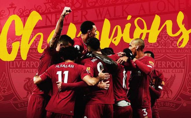 Những con số thống kê nghe thôi đã phải trầm trồ của Liverpool sau ngôi vô địch Ngoại hạng Anh lịch sử