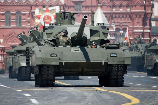 Xe tăng T-90 chưa đủ mạnh, Ấn Độ mua gấp 1.770 chiếc T-14 Armata: Bắc Kinh còn hung hăng? - Ảnh 1.