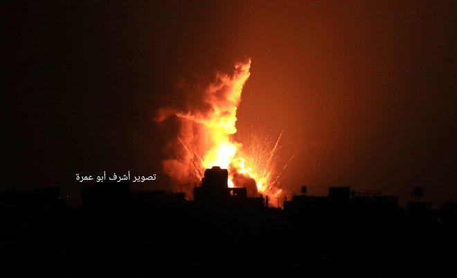 Còi báo động vang khắp Israel, dải Gaza chìm trong bão lửa - Chiến sự Syria căng thẳng tột độ, phiến quân thương vong vô số - Ảnh 3.