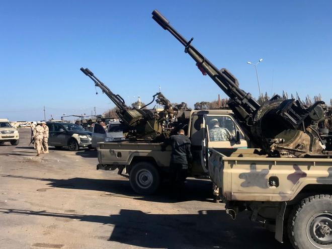 Bước ngoặt đầy kịch tính ở Libya: Ai Cập vào cuộc chơi, Nga-Thổ không còn vị thế số một? - Ảnh 2.