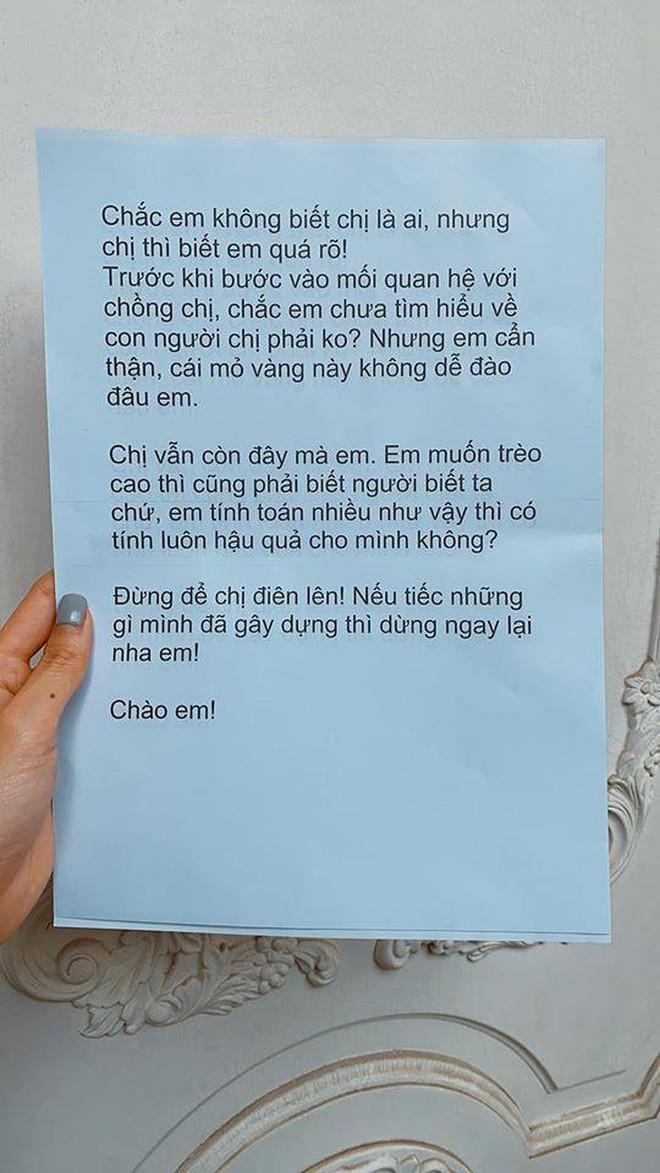 Minh Hằng: Nếu có tật giật chồng, tôi chẳng dại gì công khai bức thư đó - Ảnh 4.