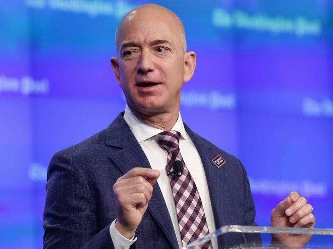 10 tỷ phú kiếm được nhiều tiền nhất tuần qua: Ông chủ Amazon và Tencent dẫn đầu - Ảnh 1.